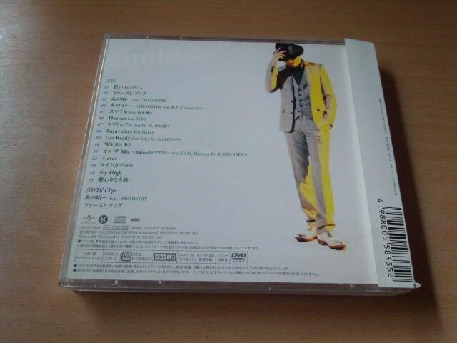 童子-T CD「4 ever」DOHZI-T DVD付初回生産限定盤● < タレントグッズの