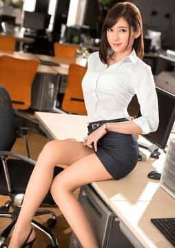 a■上原瑞穂■美人OL 誘惑  生写真(即決)5