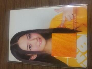 SKE48 江籠裕奈 コスチュームカード