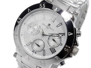 サルバトーレ マーラ クロノグラフ 腕時計 SM14118-SSWH