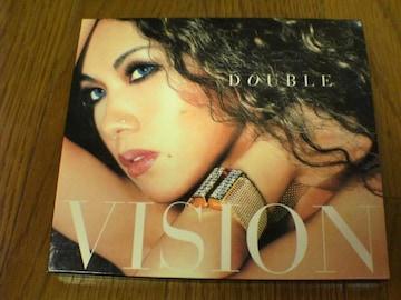DOUBLE(ダブル)CD VISION 初回盤