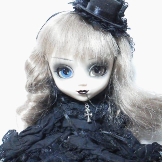 激レア★Pullip-プーリップ★初期 Noir-ノアール【メーカー絶版】ゴスロリ < おもちゃの