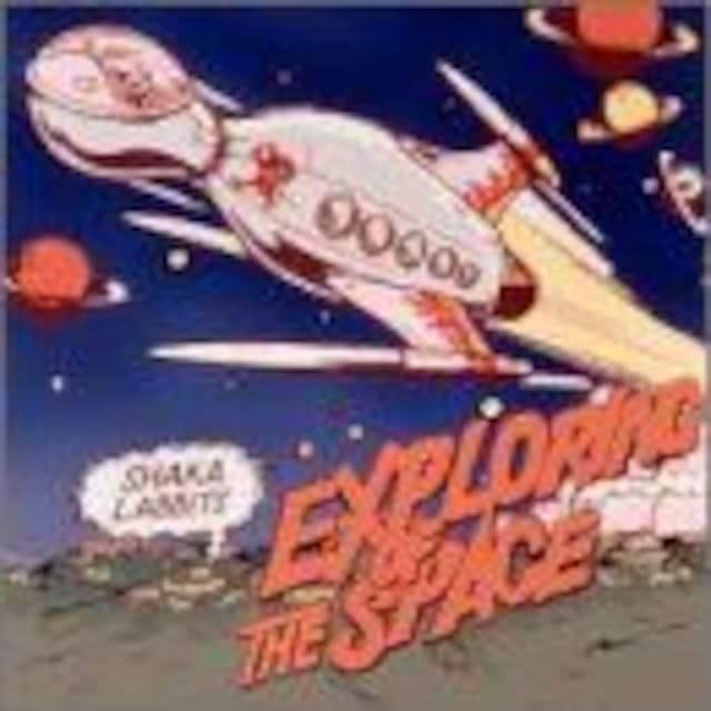 《シャカラビッツ》EXPLORING OF THE SPACE SHAKA LABBITS ROCK  < タレントグッズの