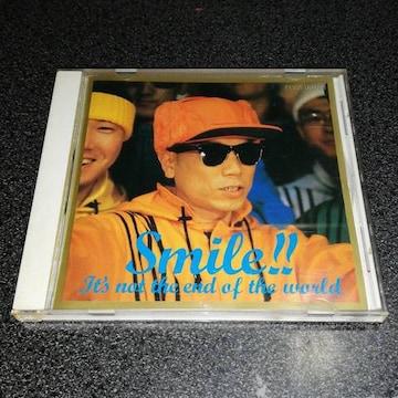 CD「ビブラストーンズ/スマイル!!」93年盤