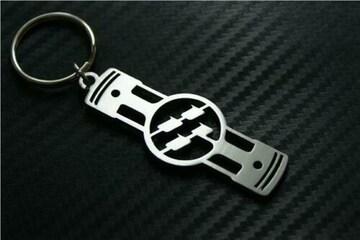 新品◆TOYOTA 86風 GT メタル キーホルダー