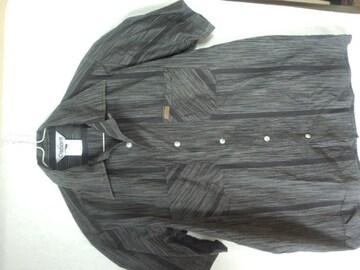 カーハート  半袖 カジュアルシャツ  largeサイズ