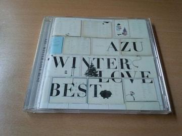 AZU CD「WINTER LOVE BEST」ウインター冬●