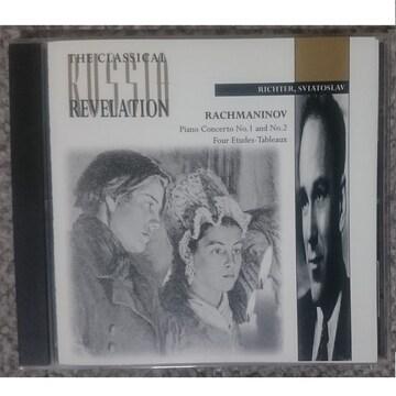 KF ラフマニノフ ピアノ協奏曲第1番 第2番 練習曲