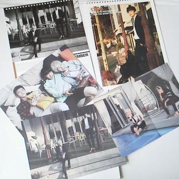 B.A.P★2014 Season's Greetingsなど11点/ヨングク/ヒムチャン/デヒョン/ゼロ