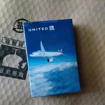 ユナイテッド航空トランプ ボーイング787