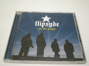 flipsyde we the people 国内盤
