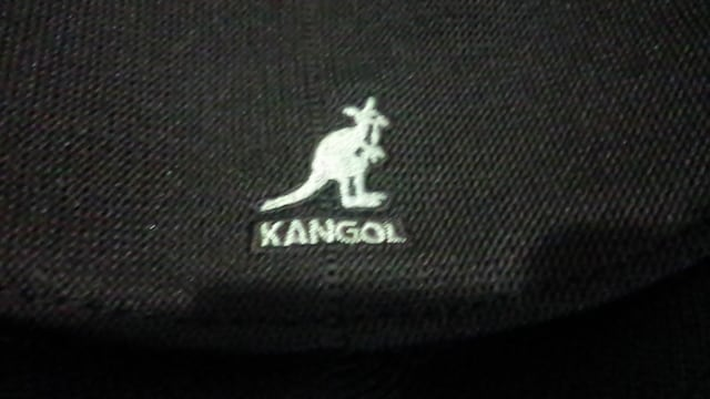 KANGOL カンゴール ハンチング ブラウン < ブランドの