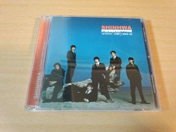 SHINHWA(神話)CD「Winter Story 2004-05」シンファ 韓国●