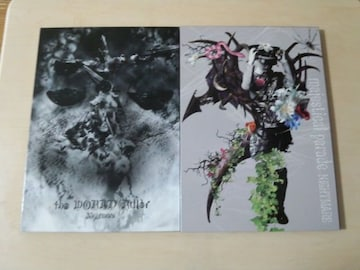 ナイトメアCD「the WORLD Ruler」「majestical parad」NIGHTMARE