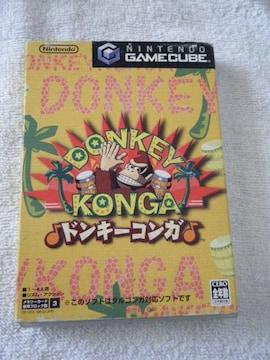 ドンキーコンガ(ゲームキューブ用ソフト)