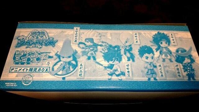 新品 未開封戦国BASARA 三寸武将コレクション 壱 アニメイト限定 < アニメ/コミック/キャラクターの