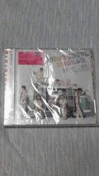 未開封美品関ジャニ∞『Wonderful World!!』通常盤(特典付)オマケ