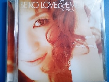 松田聖子 LOVE&EMOTION VOL.2