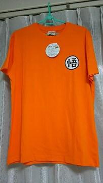 新品 ドラゴンボール  半袖 Tシャツ  オレンジ メンズ LL  悟空