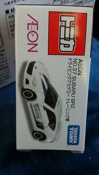 トミカ イオン No.37 スバルBRZドライビングアカデミートレーニング車 未開封 新品