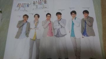 V6★ポスター