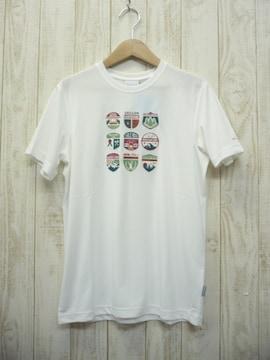 即決☆コロンビア 特価 ポンプトンハーバー Tシャツ WHT/M 新品