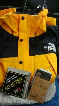 ノースフェイス マウンテンライトジャケット M NP11834 サミットゴールド 未使用 新品 限定