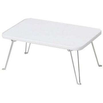 カラーミニテーブル WH CCB4530-WH