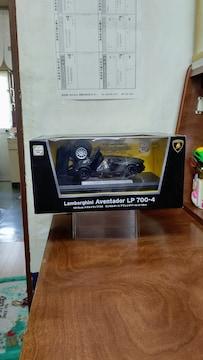 kyosHo1/24メタルドライブR/Cランボルギーニ アヴェンタドール LP700ー4