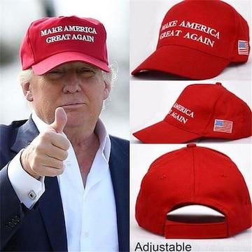 ★アメリカ大統領ドナルドトランプ帽子Make America Great Again