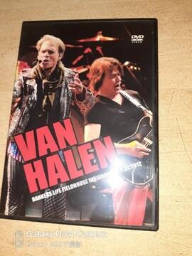 [DVD]VAN HALEN ヴァン・ヘイレン ライヴ
