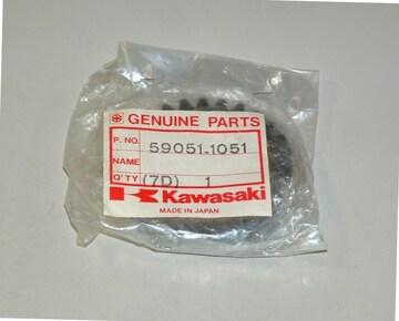 カワサキ KX250C KX250D KDX250B KXT250A/B キックギアー 絶版