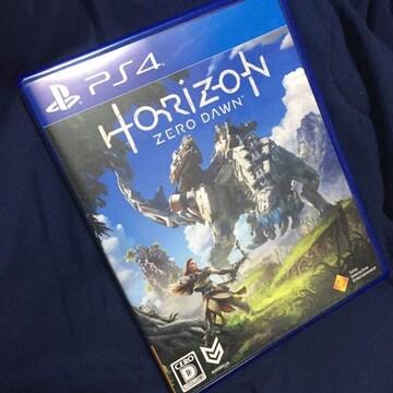 ホライゾン ゼロドーン PS4