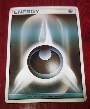 ポケモンカード 基本あくエネルギー 2006