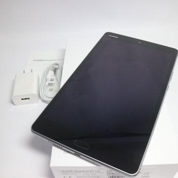 ●新品同様●MediaPad M3 lite 8 Wi-Fiモデル スペースグレー●