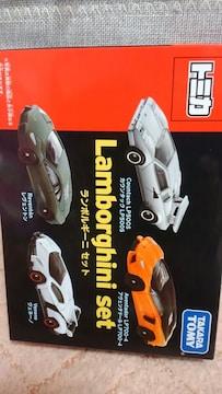 トミカ ランボルギーニ セット 未開封 新品 4台セット