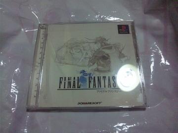 【PS】ファイナルファンタジー�T 1