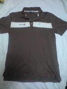 サーフ系RUSSーKシャツXLブラウン
