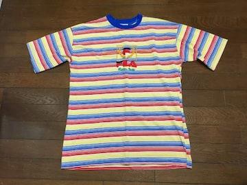 良好!FILA 半袖Tシャツ Lサイズ