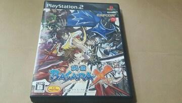 PS2☆戦国BASARA X(クロス)☆状態良い♪CAPCOM。