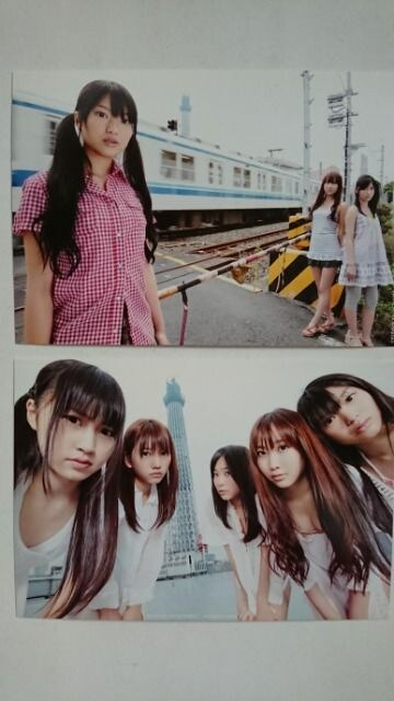 篠山紀信×AKB48 ポストカード 抽プレ当選品 < タレントグッズの
