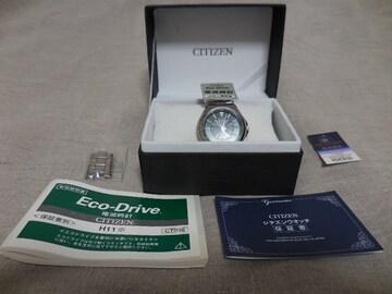 Citizen アテッサ 電波ソーラー 腕時計 ATD53-2841