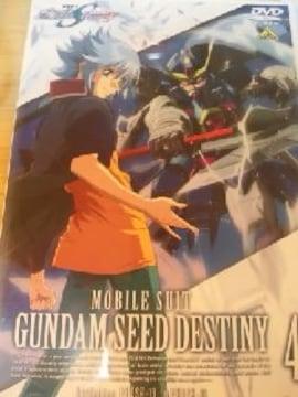 DVDソフト 機動戦士ガンダムS DESTINY 4