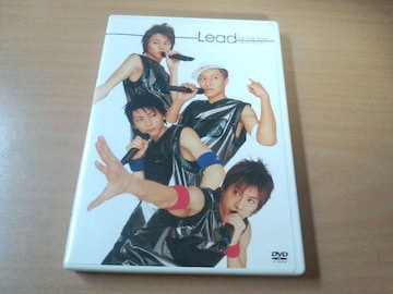 Lead DVD「Lead LIVE TOUR Upturn 2005」リード ライブ●