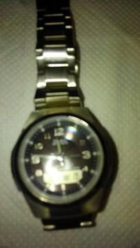 CASIO カシオ ウェーブセプター 腕時計 ソーラー