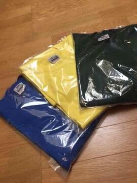 PROCLUB 無地Tシャツ 3枚  サイズ4XL  黄色 青緑 �F