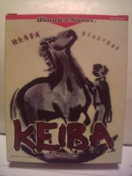 WS 競走馬育成シミュレーション KEIBA 未使用品