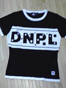 ★DONPELIN★ドンペリロゴ入カットソー★BK
