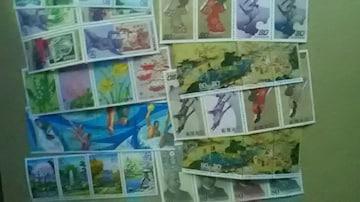 新品80円切手40枚  8040ー1