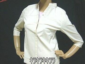 2点セット<カジュアル>襟*丸ネックシャツ&タンクトップ